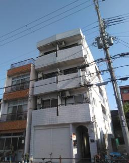 【外観】利回り10.42%!大阪市旭区新森1棟マンション