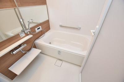 【浴室】JASPER御堂筋本町