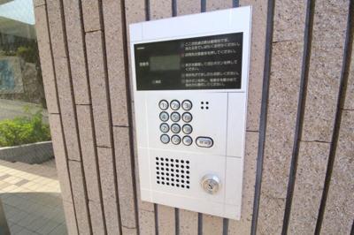 【セキュリティ】リアルティ神戸名谷