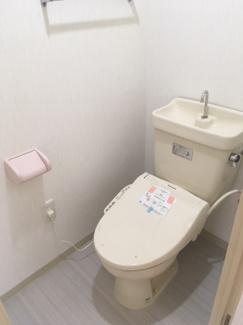 【トイレ】グラン・ドムール清水谷