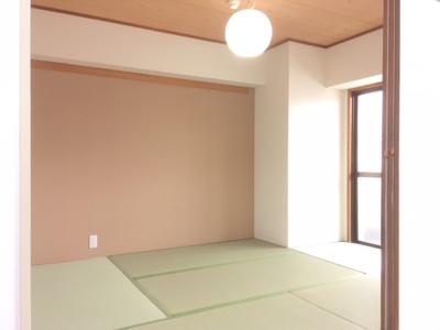 【和室】グラン・ドムール清水谷