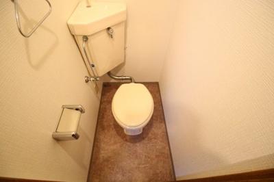 【トイレ】エビスマンション