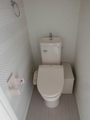 【トイレ】グレイシア