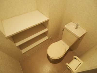 【トイレ】クオーレ御影