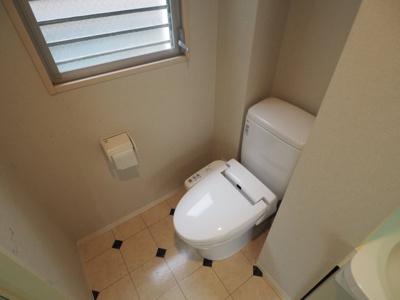 【トイレ】クラウンシティ本山