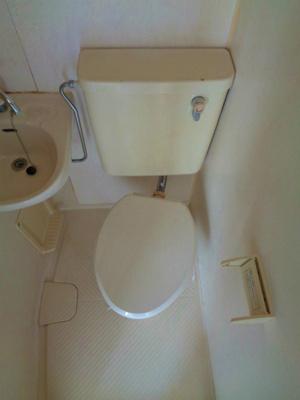 【トイレ】アース湯里