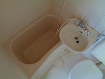 【浴室】アース湯里