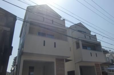 【外観】法泉三丁目新築住宅