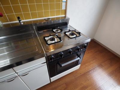 【キッチン】グランディア森北STORIA