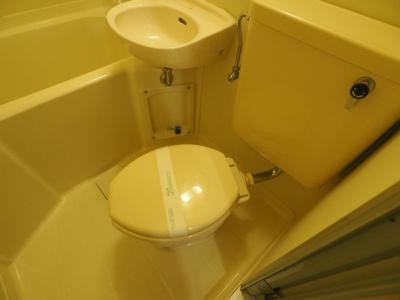【トイレ】グランディア森北STORIA