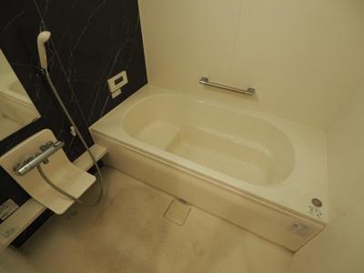 【浴室】グランデディーオA棟