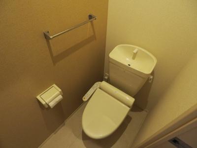 【トイレ】グランデディーオA棟