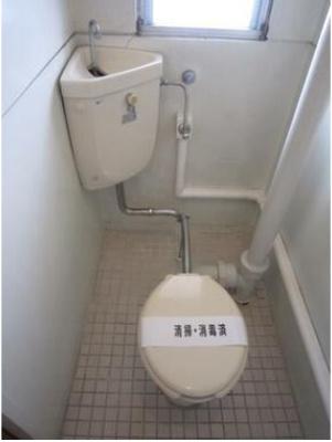 【トイレ】藤沢市辻堂太平台2丁目中古マンション