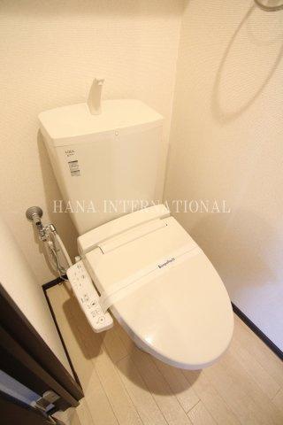 【トイレ】エスビレッジ