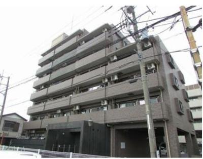 【外観】神奈川県大和市鶴間1丁目中古マンション