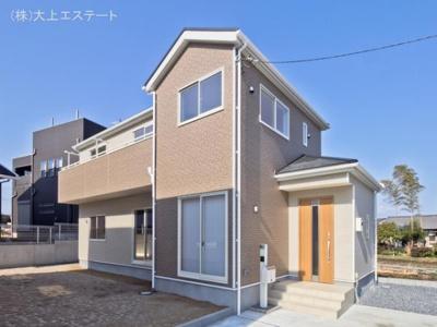 【外観】つくば市谷田部 第8 3号棟クワイエ地震の揺れを吸収する家