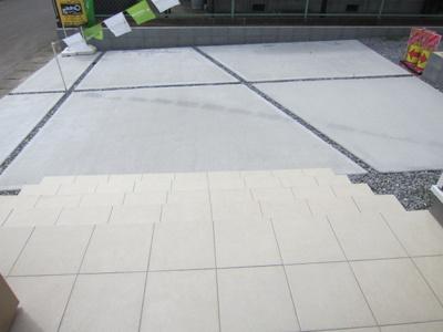 【駐車場】土浦市木田余東台 第5 4号棟 クワイエ地震の揺れを吸収する