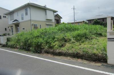 【前面道路含む現地写真】つくば市松栄 松栄団地内