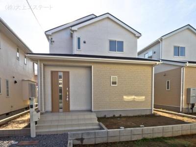 【外観】つくば市小野川 第5 2号棟クワイエ地震の揺れを吸収する家