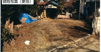 【外観】調整区域 守谷市高野 売地(宅地)