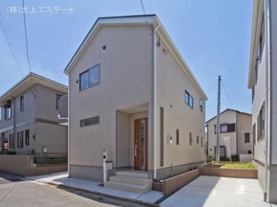【外観】取手市東 第3 2号棟 限定特典☆物件