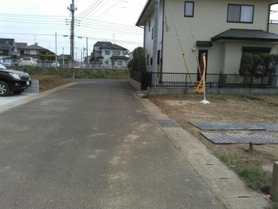 【外観】龍ケ崎市中根台1期1号棟 ケイアイフィット建物地盤保障の家