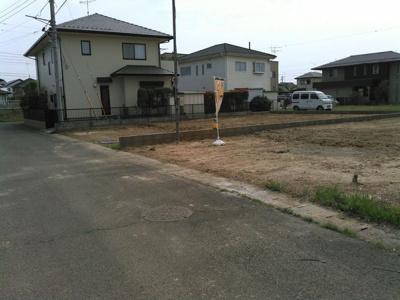 【外観】龍ケ崎市中根台1期2号棟 ケイアイフィット建物地盤保障の家