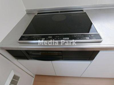 【キッチン】サンパティーク梶ヶ谷II