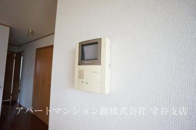 【セキュリティ】白山ヒルズⅡ弐番館