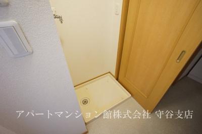 【設備】白山ヒルズⅡ弐番館