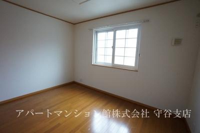 【洋室】白山ヒルズⅡ弐番館