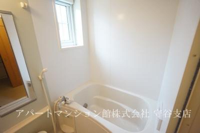 【浴室】白山ヒルズⅡ弐番館