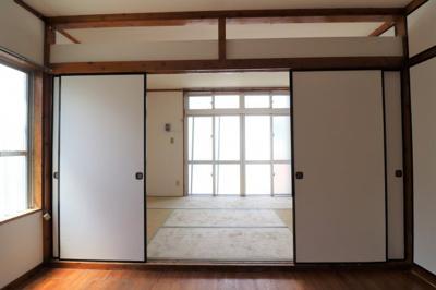 【和室】山里アパート