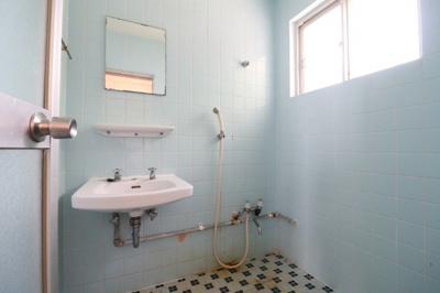 【浴室】山里アパート