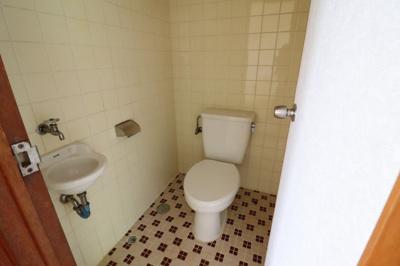 【トイレ】山里アパート