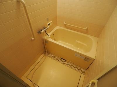 【浴室】グランドエクセル東灘