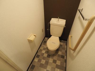 【トイレ】グランドエクセル東灘