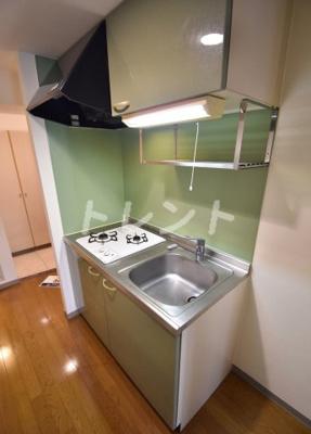 【トイレ】ガラステージ麻布十番