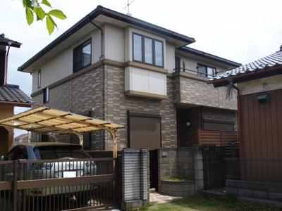 【外観】坂東市辺田中古住宅