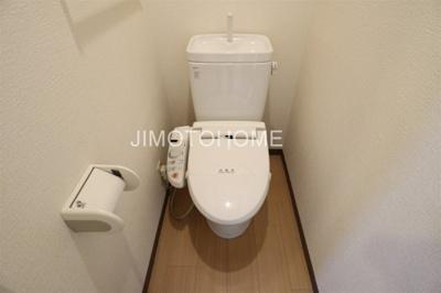 【トイレ】キャピトル幸町