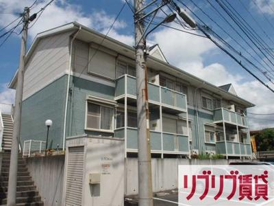 【外観】グリーンヒルズ壱番館