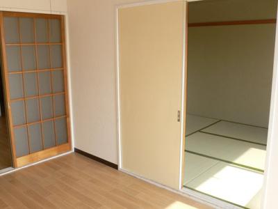 【居間・リビング】KI第一マンション