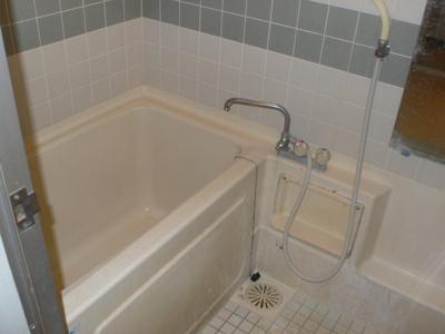 【浴室】KI第一マンション