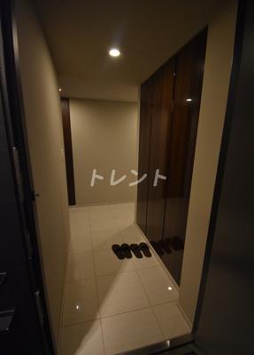 【玄関】ミレアコート銀座プレミア