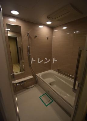 【浴室】ミレアコート銀座プレミア