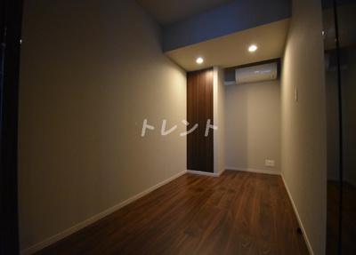 【寝室】ミレアコート銀座プレミア