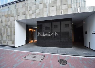 【外観】ミレアコート銀座プレミア