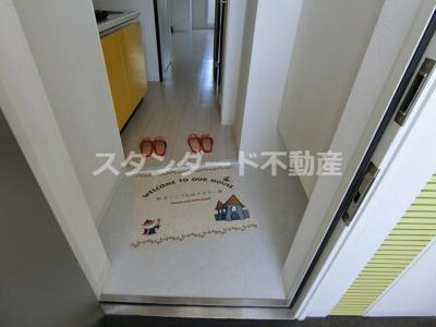 【玄関】ビガーポリス224松ヶ枝Ⅱ