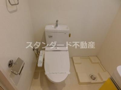 【トイレ】ビガーポリス224松ヶ枝Ⅱ