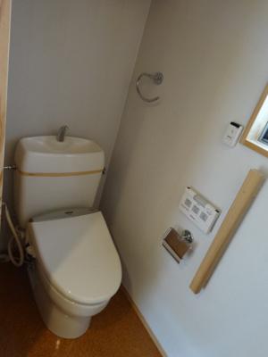 【トイレ】春日6丁目一戸建